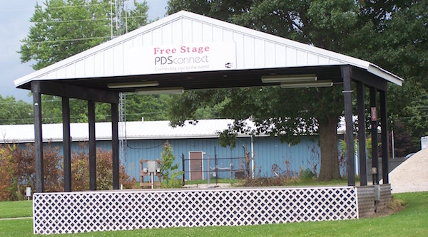 free-stage